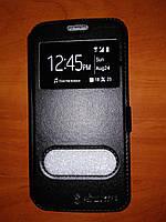 Чехол-книжка    для   Xiaomi redmi GO (черный), фото 1