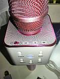 Микрофон караоке Q7 (Bluetooth, USB, MP3, AUX), фото 4