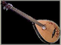 Кобза бас К-58. Народные инструменты.