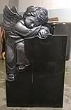 Детский памятник с ангелом №21, фото 4