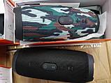 Водонепроницаемая колонка JBL Charge 3+ (Bluetooth, USB), фото 3