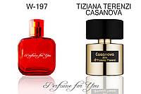 Женские духи Casanova Tiziana Terenzi 50 мл