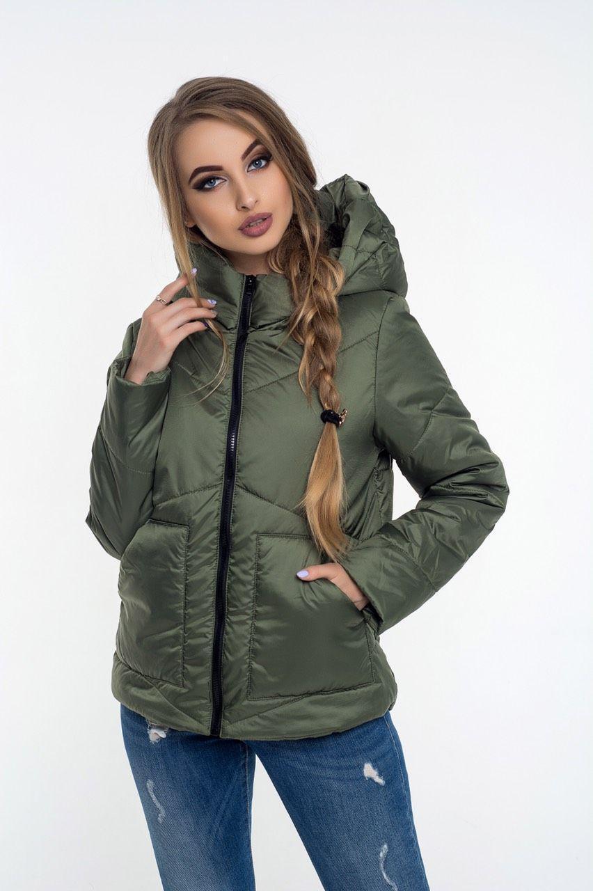 Демисезонная куртка К 0047 с 05