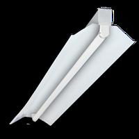 Светильник ЛПО SY01-158/F с рефлектором