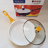 Сковорода с керамическим покрытием - сковородка Размер 26 см. Giakoma G-1018-26, фото 5