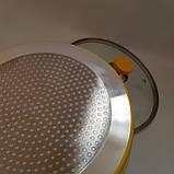 Сковорода с керамическим покрытием - сковородка Размер 26 см. Giakoma G-1018-26, фото 6