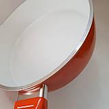 Сковорода с керамическим покрытием - сковородка Размер 26 см. Giakoma G-1018-26, фото 8