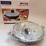 Сковорода Giakoma G-1032 Размер 28 см с антипригарным покрытием, фото 3