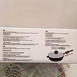 Сковорода Giakoma G-1032 Размер 28 см с антипригарным покрытием, фото 6