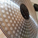 Сковорода Giakoma G-1032 Размер 28 см с антипригарным покрытием, фото 9