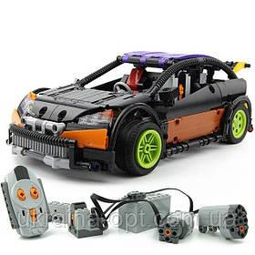 """Конструктор """"Гоночный спорткар"""". Обладает электродвигателем. Для детей от 6 лет. Lepin 20053"""