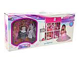Кукольный домик. В комплекте 3 куклы. 66884, фото 3