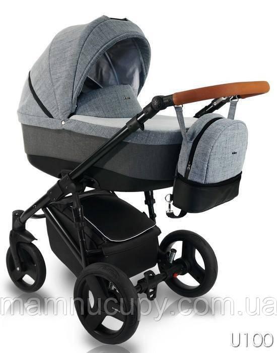 Детская универсальная коляска 2 в 1 Bexa Ultra U100 (Бекса ультра)