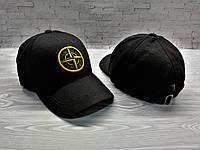 Кепка Stone Island логотип вышивка | Высокое качество, фото 1