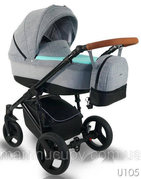 Детская универсальная коляска 2 в 1 Bexa Ultra U105 (Бекса ультра)