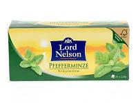 Чай травяной в пакетиках Lord Nelson  Pfefferminze Krautertee Мята