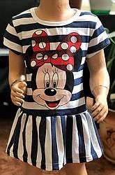 Літнє плаття для дівчинки Мінні опт