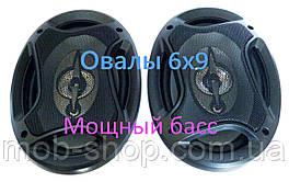 Автомобильные колонки динамики Pioneer TS-A6972E Овалы 600 Вт