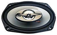 Автомобильные колонки динамики Pioneer TS-A6972E Овалы 600 Вт, фото 5