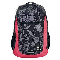 Рюкзак школьный ортопедический Herlitz Be.Bag be.active Mystic Flowers
