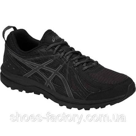 Кроссовки для бега ASICS FREQUENT TRAIL 1011A034-001, (Оригинал), фото 2