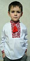 Вышиванка детская с орнаментом