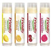ЭКО бальзам для губ Friendly organic
