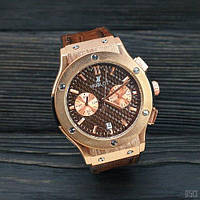 Hublot Classic Fusion Brown-Gold
