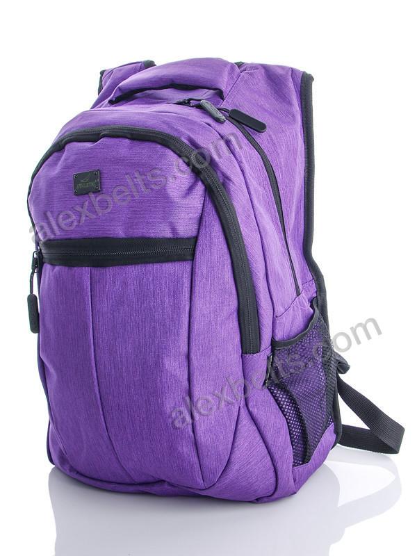 Рюкзак школьный из текстиля (женский)