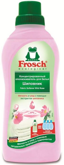 Кондиціонер-ополіскувач Frosch Шипшина 750 мл