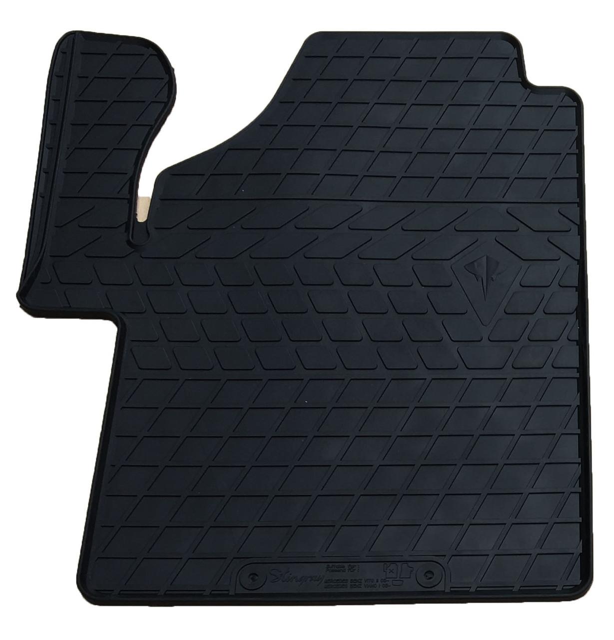 Водительский резиновый коврик для Mercedes Vito W639 2003-2013 Stingray
