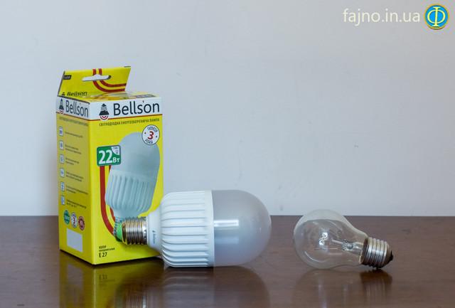 Лампа промышленная Bellson М70 фото