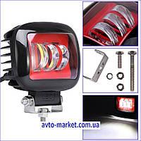 Светодиодная LED фара WL-F1R CREE-3 30W SP