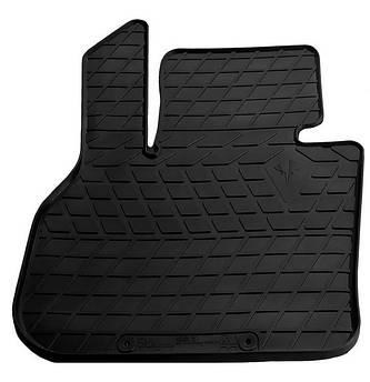Водительский резиновый коврик для MINI Countryman F60 2017- Stingray