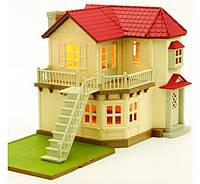 Большой дом со светом 2752 Sylvanian Families