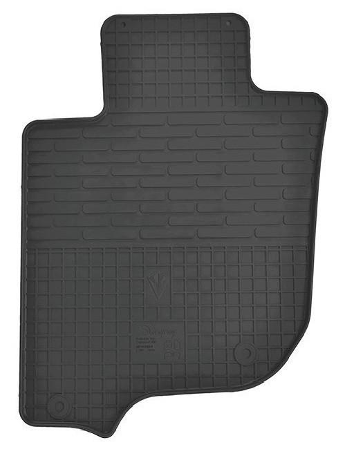 Водительский резиновый коврик для Mitsubishi L200 2015- Stingray