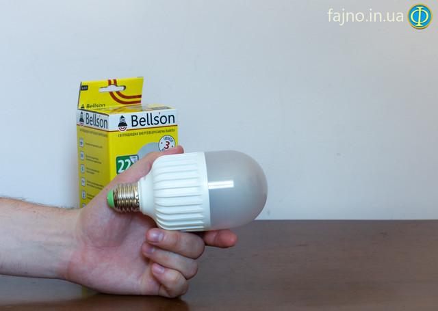 Лампочки LED на 22 Вт