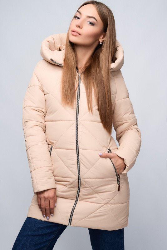 Зимняя женская куртка К 0018 с 02
