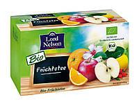 Чай фруктовый в пакетиках Lord Nelson  Bio-Fruchtetee