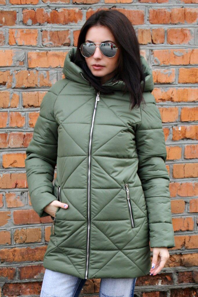 Зимняя женская куртка К 0018 с 03