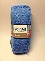 Пряжа baby YarnArt (100% акрил)