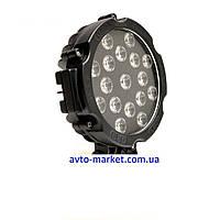 Светодиодная LED фара WL-210 51W EP17 FL