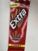 Жевательная резинка EXTRA Корица, 3 упаковки
