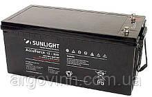 Акумулятор SUNLIGHT AF 12-200