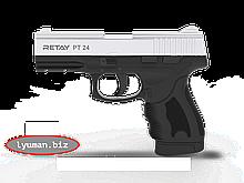 Стартовый пистолет Retay PT24 Nickel