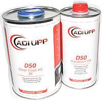 Лак акриловый ADI UPP D50 HS 2+1 1 л  + акриловый отвердитель D50 0,5 л