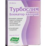Блокатор калорий  - таблетки,блокируют усвоение углеводов и жира(таб.40,Эвалар)