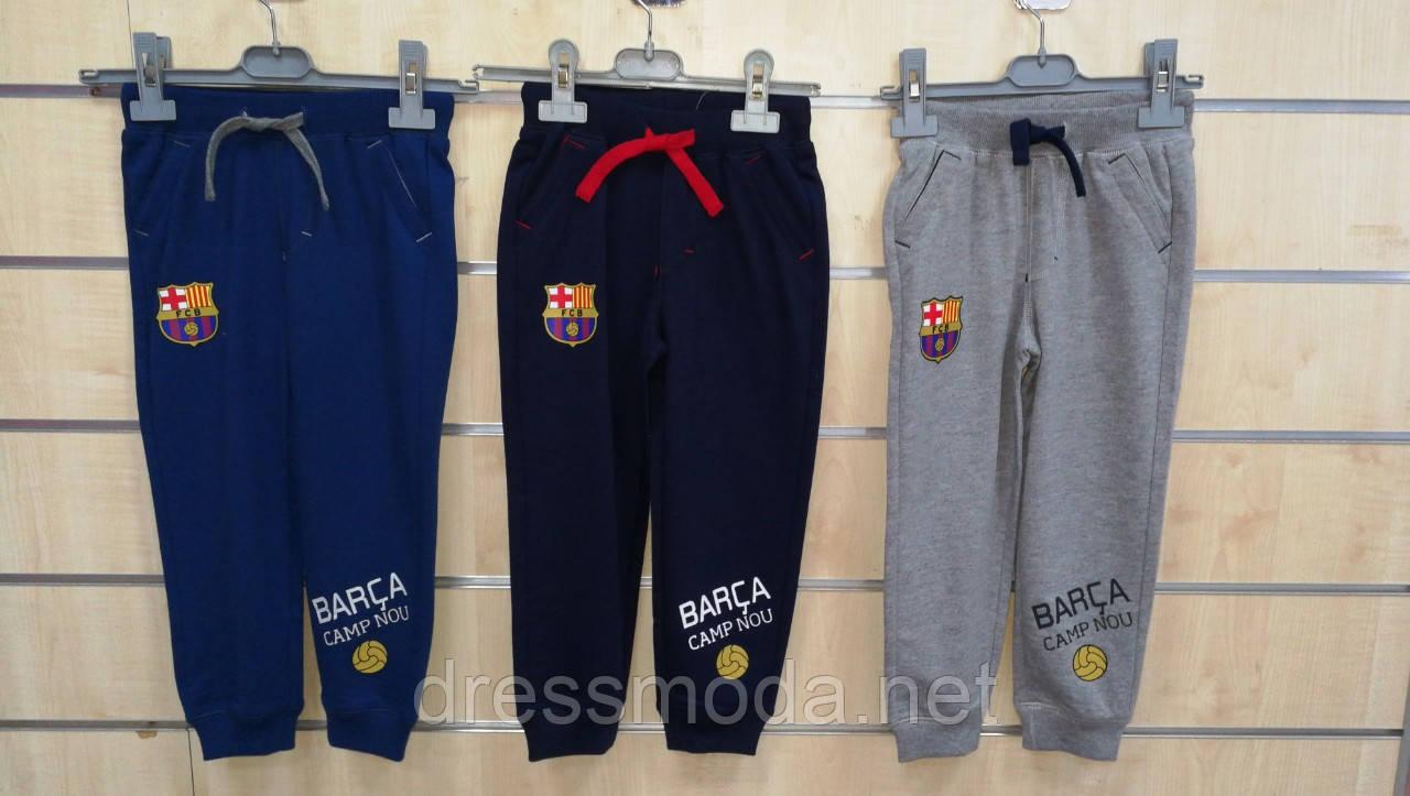 Спортивні штани для хлопчиків FCB 98-134 р. р.