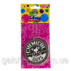 Підвісний ароматизатор «Бабл Гам» Chuy Bubble Gum Hanging Air Freshener Chemical Guys AIR400
