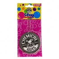 Підвісний ароматизатор «Бабл Гам» Chuy Bubble Gum Hanging Air Freshener Chemical Guys AIR400, фото 1